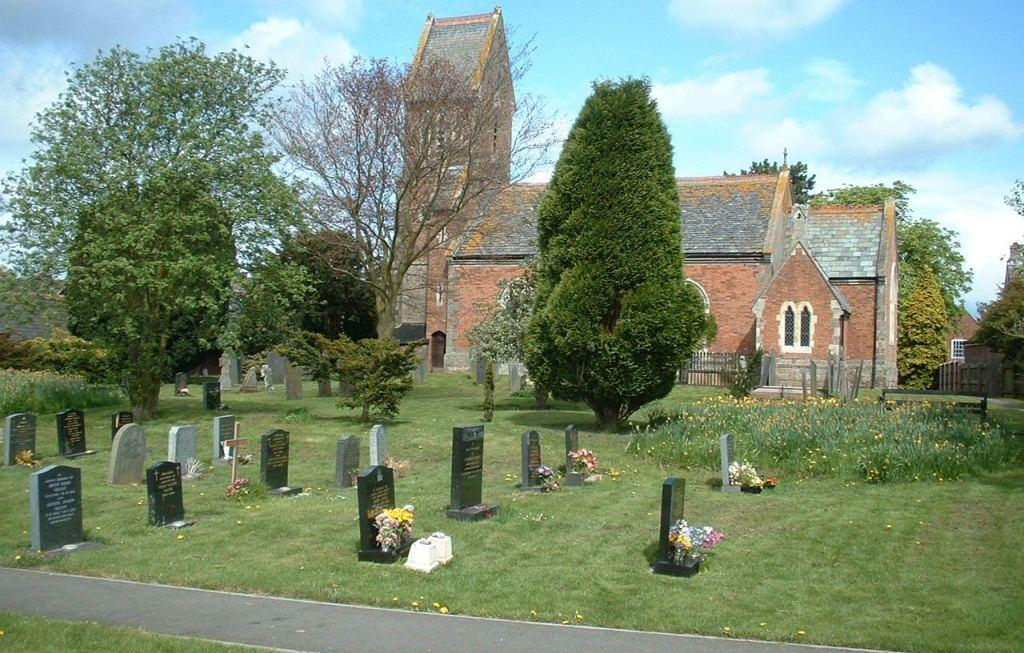 Churchyard and Cemetery, 2010